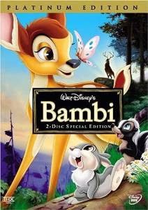 Homeschooling with Movies – Walt Disney's Bambi