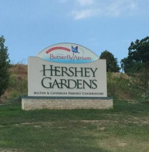 HERSHEY GARDENS – Is there Chocolate in The Garden?