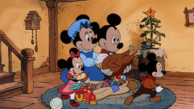 Mickey Mouse A Christmas Carol.Review Of Disney Mickey S Christmas Carol A Mother S