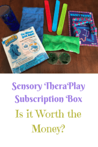Is the Sensory TheraPlay Subscription Box Worth the Money?