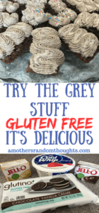 TRY THE GREY-STUFF (Gluten-Free): It's Delicious