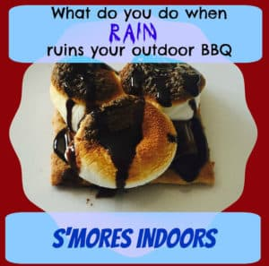 Be the Hero with Easy, Awesome S'Mores Indoors!